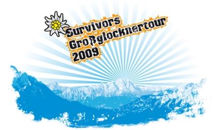 Logo GroßglocknerTour 2009